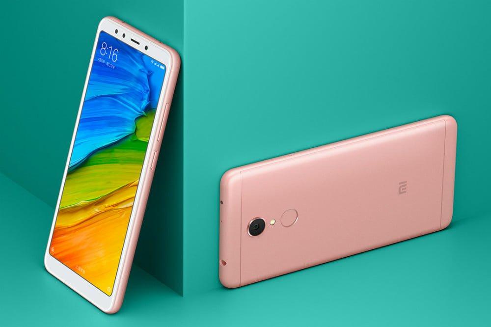 Điện thoại Xiaomi Redmi 5 - Hàng chính hãng DGW chỉ có tại Shopee
