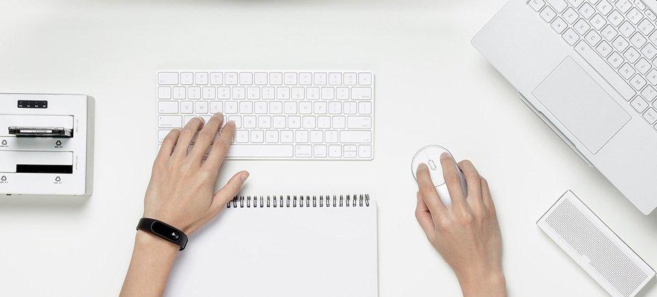 Chuột Xiaomi Mi Portable Shopee giảm giá