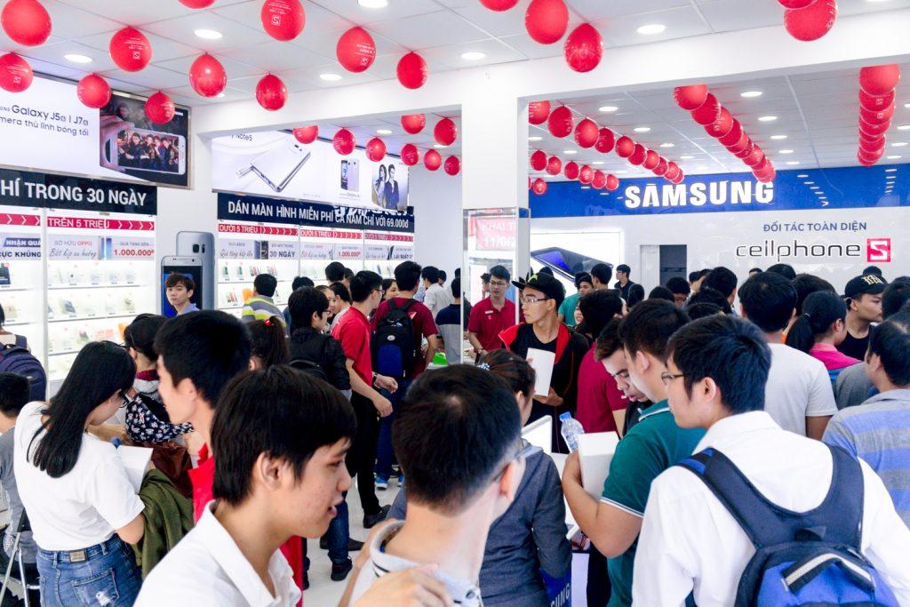 Giới thiệu hệ thống bán lẻ điện thoại di động CellphoneS. Có uy tín không?