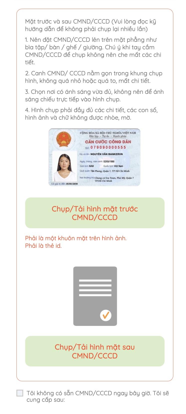 Hướng dẫn vay tiền online Doctor Đồng