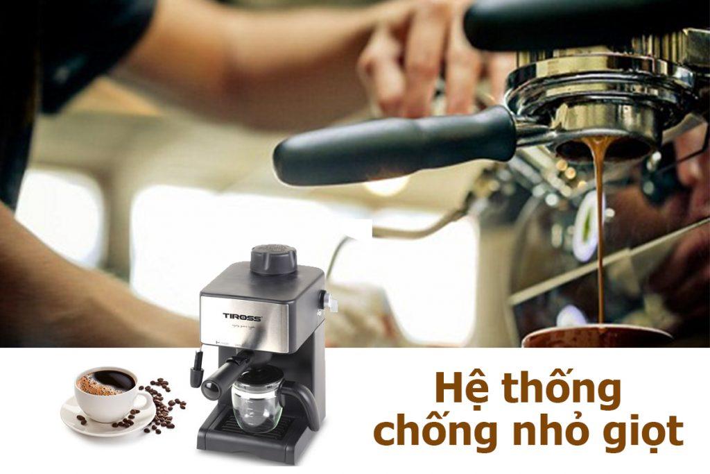 [Review] Thử Pha latte với máy Pha Cà Phê Espresso Tiross TS-621 dưới 1 triệu đồng mua tại tiki có tốt không
