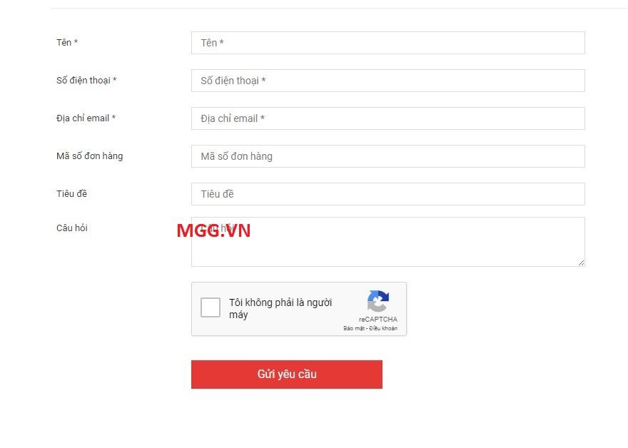 Hướng dẫn đổi trả hàng Adayroi form đăng ký đổi trả hàng