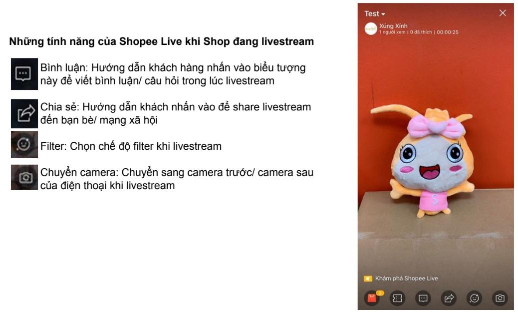 Hướng dẫn đăng ký Livestream Shopee Live đầy đủ