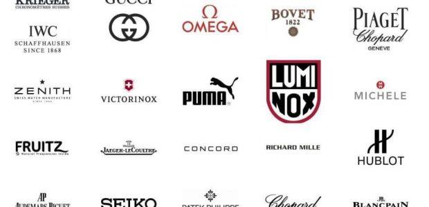 Top thương hiệu đồng hồ nổi tiếng