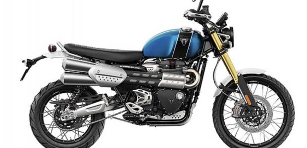 Xe máy Triumph moto mua trên Tiki