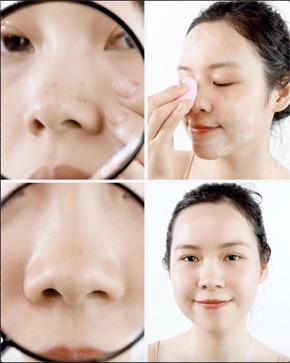 Review Máy rửa mặt Halio Sensitive
