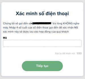 Hướng dẫn vay online trên Senmo không cần thế chấp chỉ cần thông tin cá nhân