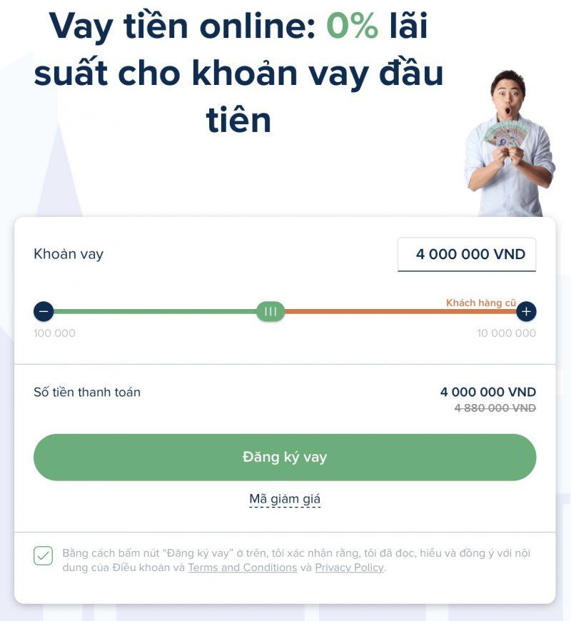 Hướng dẫn vay tiêu dùng Online trên Senmo đến 10 triệu