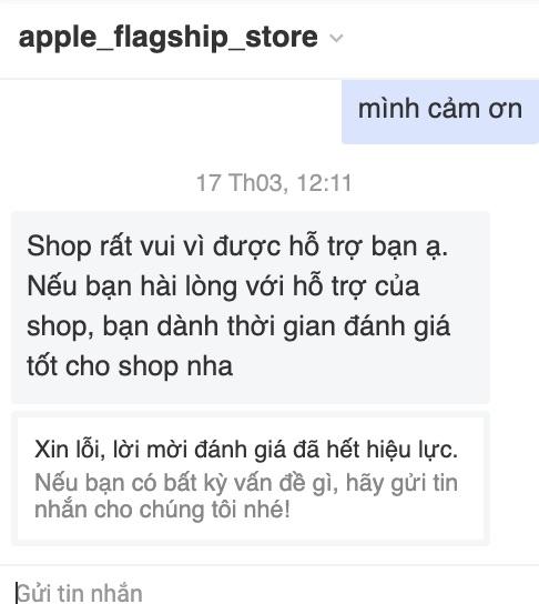 Làm khách hàng nhớ đến Shop Shopee