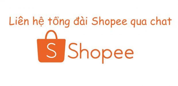 Liên lạc Shopee qua chat với Tép Thám Tử hỗ trợ
