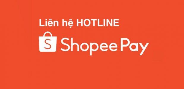 Hướng dẫn liên hệ tổng đài ShopeePay, Hotline ShopeePay 1900 6906